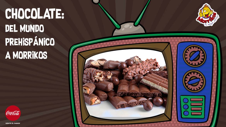 Chocolate: del mundo prehispánico a Morrikos