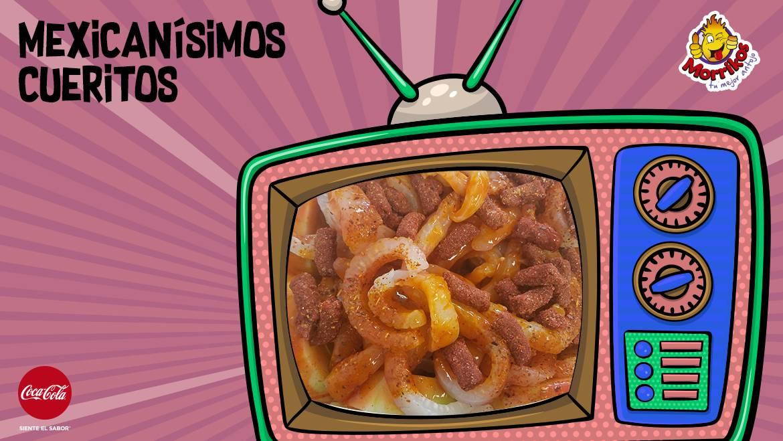 Mexicanísimos cueritos