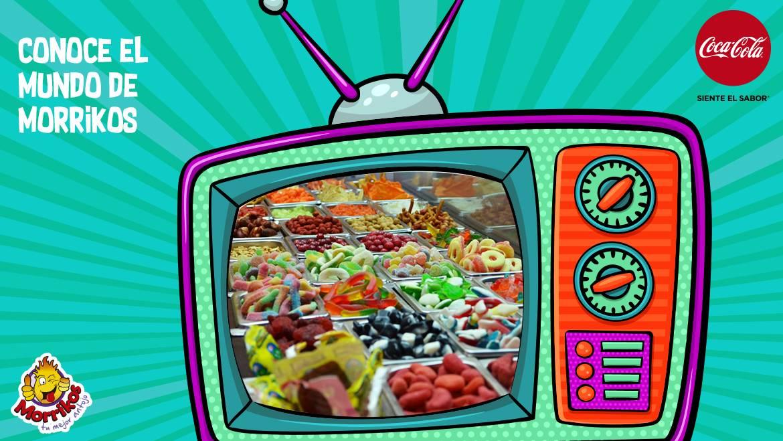 Conoce el mundo de dulces Morrikos