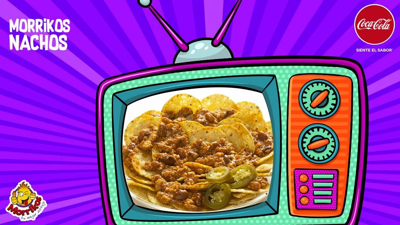 Morrikos nachos