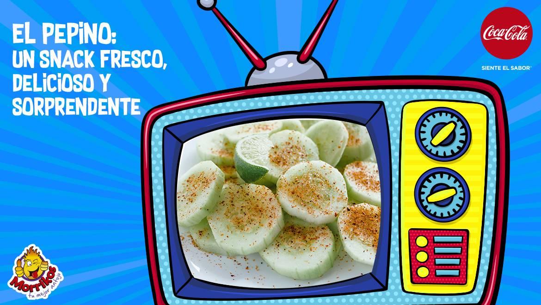 El pepino: un snack fresco, delicioso y sorprendente